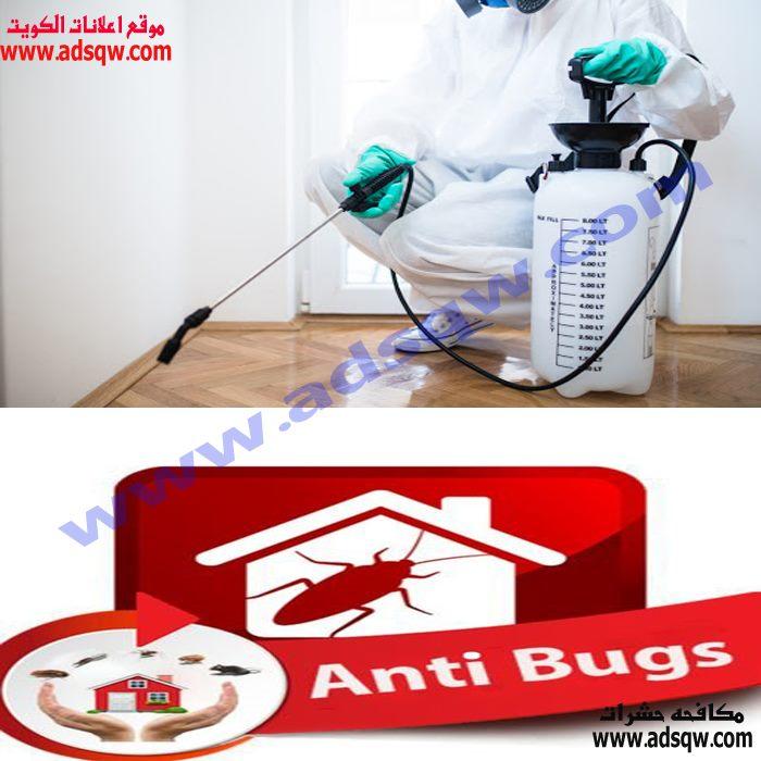 مكافحه حشرات الكويت